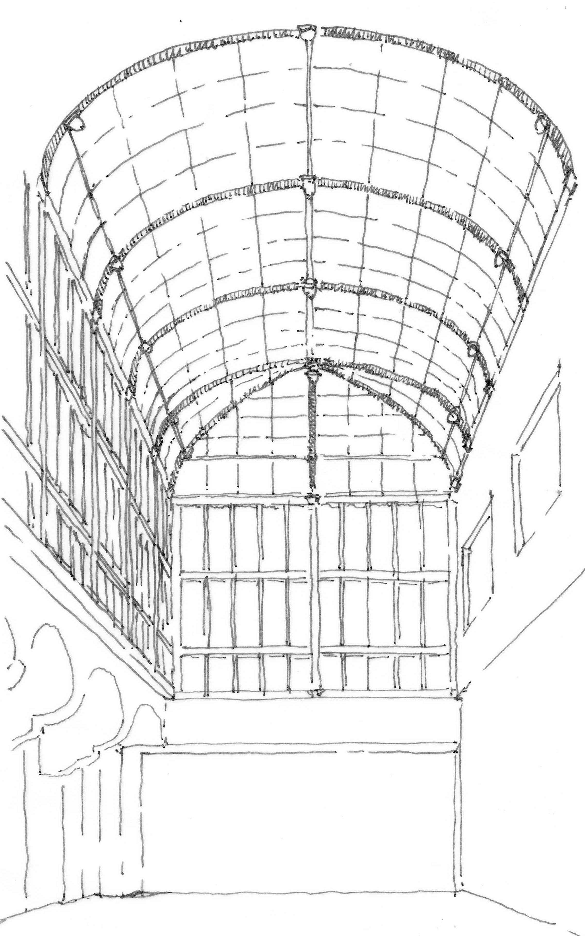 Interior perspective 1