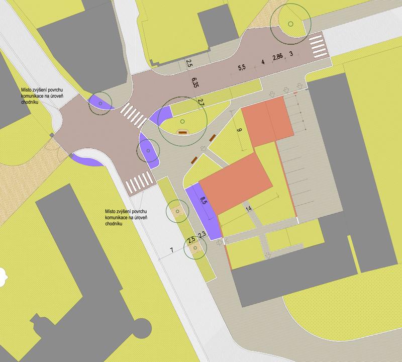 Urban Plan, version 1