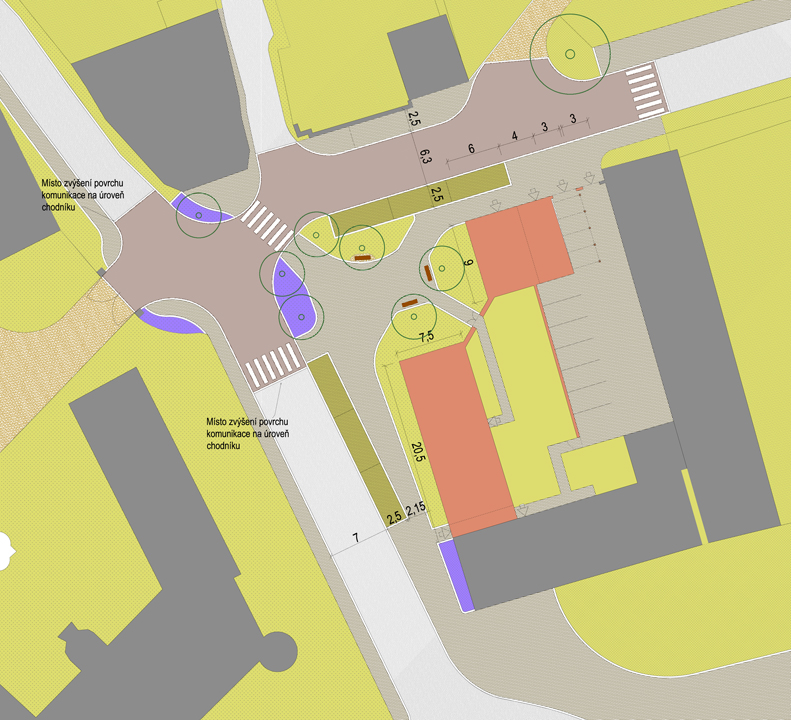 Urban Plan, version 2