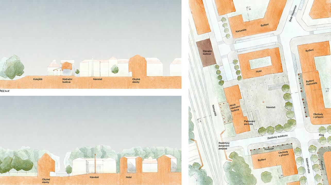 Urbanistická studie / SVÌTLOV